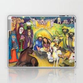 Peace on Earth 2017 Laptop & iPad Skin