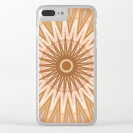 Some Other Mandala 414 Clear iPhone Case