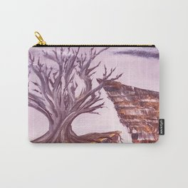 Tree of Solitude Carry-All Pouch