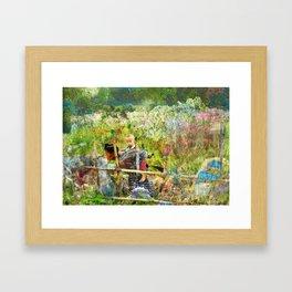 Sapa Framed Art Print