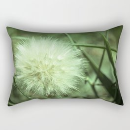 Puffy Day Rectangular Pillow