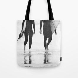Catch a wave III Tote Bag