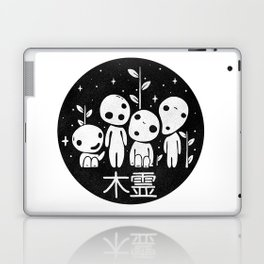 Kodama - Mononoke Laptop & iPad Skin