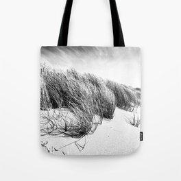 Sea and Sand, Kellogg Beach Dunes, Crescent City, Del Norte, California Tote Bag