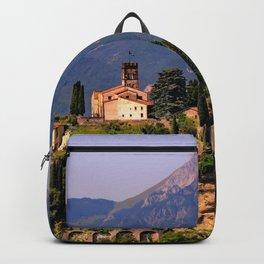 Town of Barga Backpack