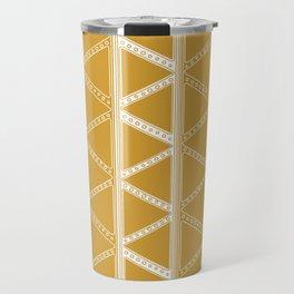 SARA Mustard Travel Mug