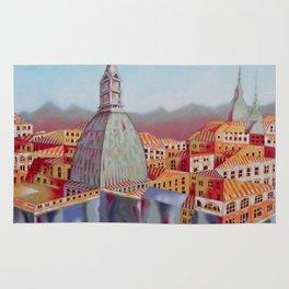 Memory of Turin Rug