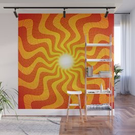 Oracle | Visionary art Wall Mural