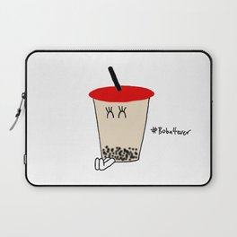 Boba Buddy [Fem] Laptop Sleeve