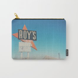 Roys Motel & Cafe ... Carry-All Pouch
