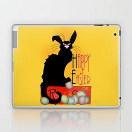 Le Chat Noir - Easter Laptop & iPad Skin