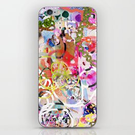 Party Girl 2 iPhone Skin