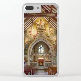 Berwick Church Clear iPhone Case