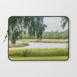 By the Bayou Laptop Sleeve