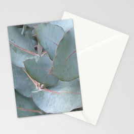 Euc leaves Stationery Cards