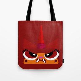 No Frowny Faces Tote Bag