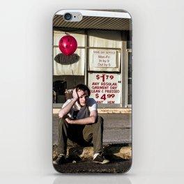 Not Now, Balloon iPhone Skin