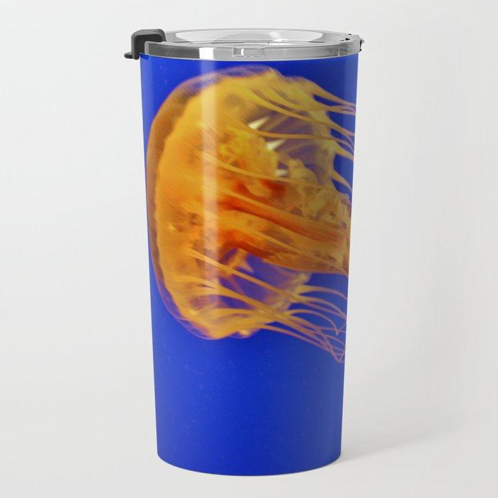 Sea Nettle Jellyfish Travel Mug