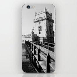 PORTUGAL ... Lisbon - Torre de Belem iPhone Skin