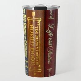 Books 3 Travel Mug