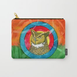 Fantasy owl Carry-All Pouch