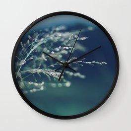 Hawaii Wind Wall Clock