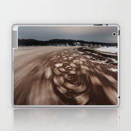 Midnight Tide Laptop & iPad Skin