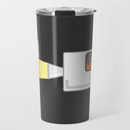 eye to the moon Travel Mug