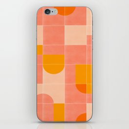 Retro Tiles 03 #society6 #pattern iPhone Skin