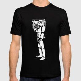Boombox Trooper T-shirt