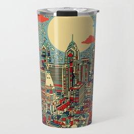 philadelphia Travel Mug
