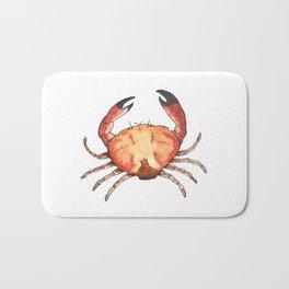 Crab: Fish of Portugal Bath Mat