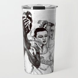 The Black Swan Travel Mug