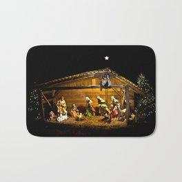 Nativity Bath Mat