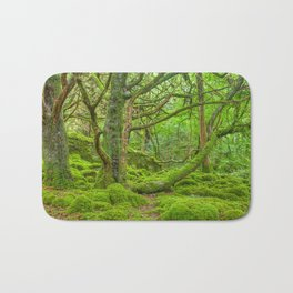 Emerald Forest Bath Mat