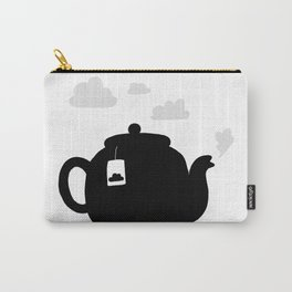 Cloudy pot Carry-All Pouch