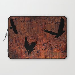 Ecotone (night) Laptop Sleeve