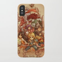 Final Fantasy IX iPhone Case