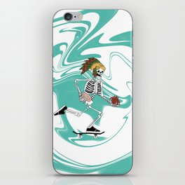Half Pipe Full of Choices iPhone Skin