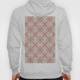 modern arabic pattern in pastel colors Hoody
