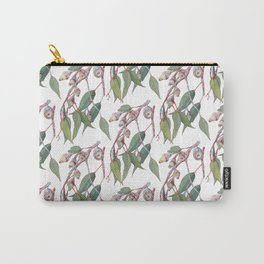 Australian eucalyptus tree branch Carry-All Pouch