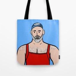 Beard Boy: Willis Tote Bag
