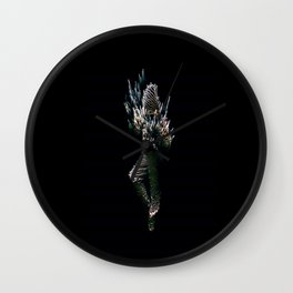 it's so quiet here Wall Clock
