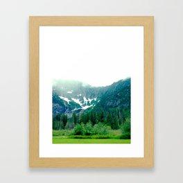 Blinding Light Framed Art Print
