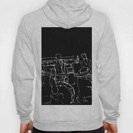 The great Satchmo Hoody