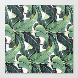 The Golden Girls Blanche Devereaux Banana Leaves Tapestry Canvas Print