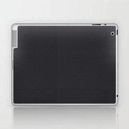 Simulated Black Carbon Fiber Laptop & iPad Skin