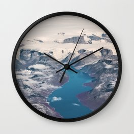 Wasteland Wall Clock