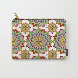 Manchester Mandala Carry-All Pouch