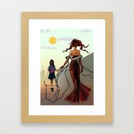 Dreams1-15 Framed Art Print